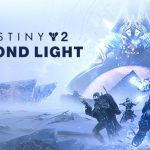 Destiny 2 : Beyond Lightหน้าปก