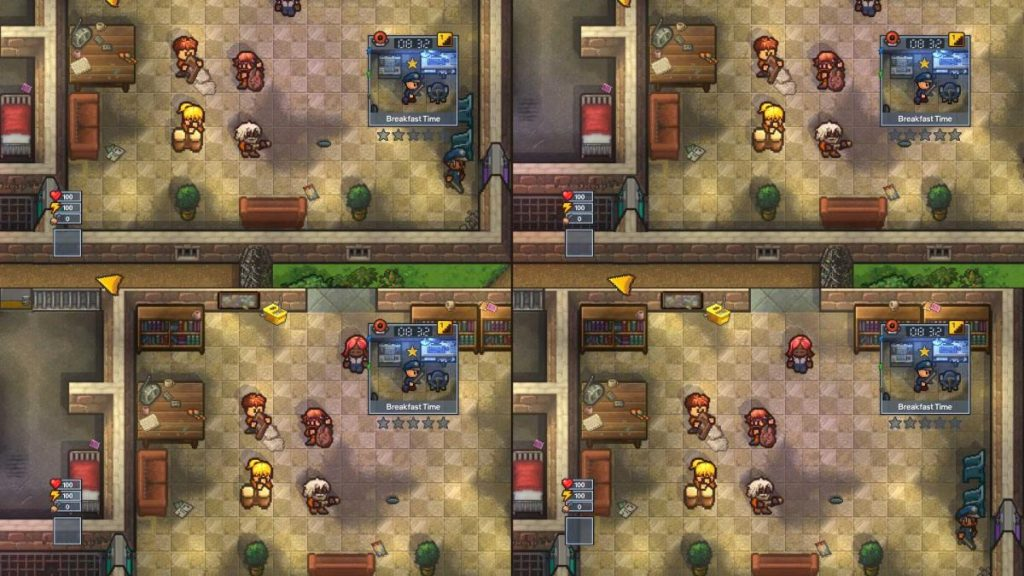 เล่นThe Escapists 2