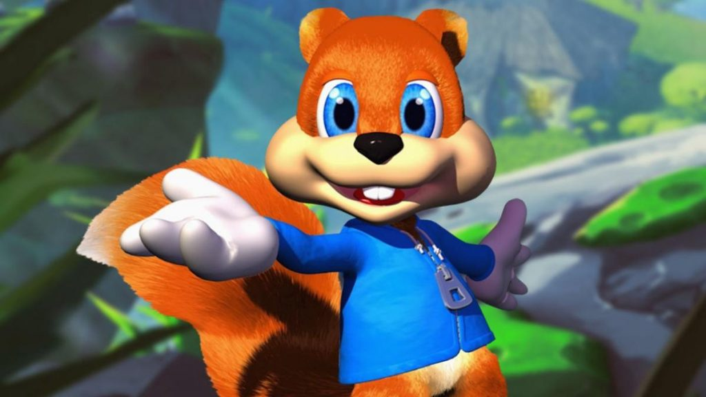เกม Conker's Bad Fur Day