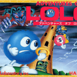 Adventures of Lolo gameboy